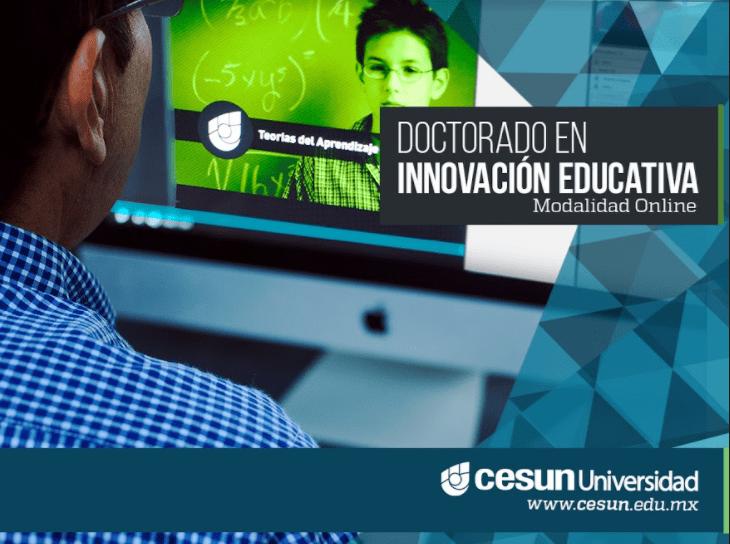 Doctorado en Innovación Educativa